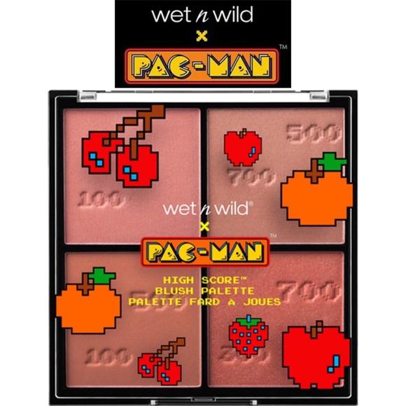 wet n wild Other - New Wet N Wild Pac Man High Score Blush Palette